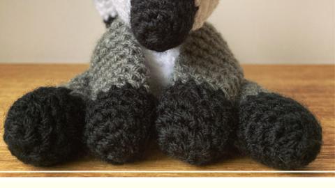 Free amigurumi Lemur Crochet pattern
