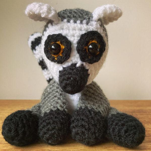 Amigurumi Lemur Crochet Pattern