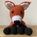 Fox Amigurumi Crochet Pattern
