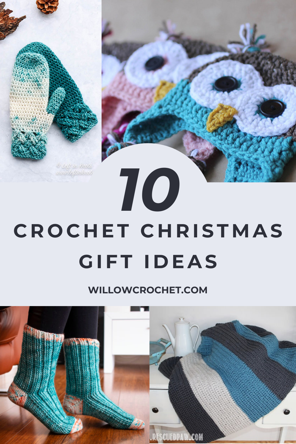 Top Ten Crochet Christmas Gift Ideas Willow Crochet